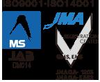 品質管理への取り組み(ISO9001・5S活動)